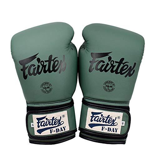 Kickboxing Gloves,Guantes de Boxeo Piel Cuero Guante Hechos de Ideales para Muay Thai Artes Marciales Training Saco Entrenamiento Sparring MMA Training punching sparring bag young gloves,8oz,10oz,12oz