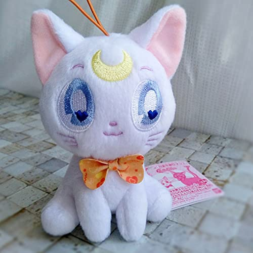 Bandai Pretty Soldier Sailor Moon Eternal: The Movie Chibi Plush Artemis