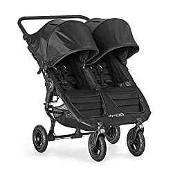 The 3 best twin strollers to use with car seats in 2020