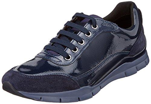 Sneakers GEOX D Sukie B D84F2B 0DE22 C9999 Black
