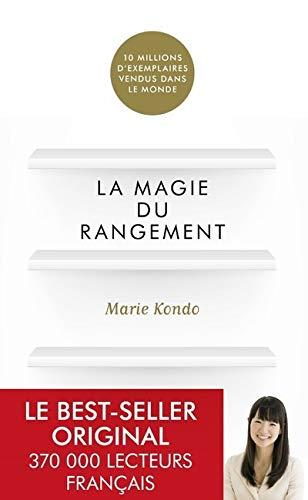 Le livre de Marie Kondo