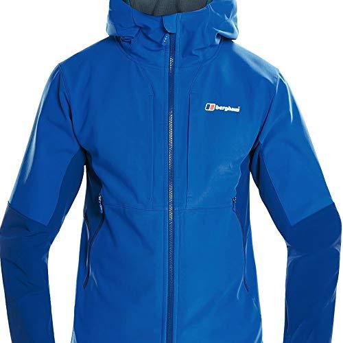 Berghaus Extrem Jorasses SS Jacket Men snorkel blue/deep water M