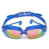 Qagazine Gafas de natación profesionales, gafas de natación con...