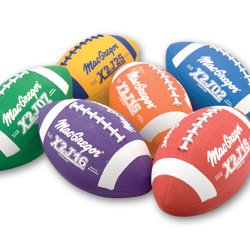 Multicolor Footballs (PAC)