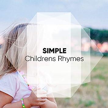 # Simple Childrens Rhymes