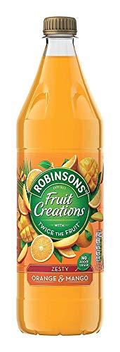 Robinsons Fruit Creations Zesty Orange and Mango, 1.1201 kg