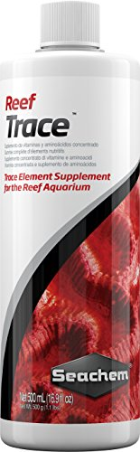 Seachem 08057A Reef Trace