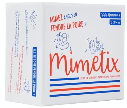 MIMETIX - 🇫🇷 😂 Le Jeu de Société de Mimes...