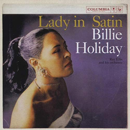 Lady In Satin(Original Columbia Ja