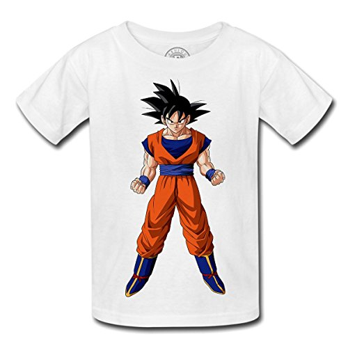 Fabulous T-Shirt Enfant Dragon Ball Z Anime Manga Japan Sangoku Son Goku