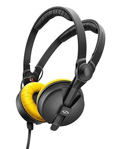 Sennheiser HD 25 Auricular DJ Edición Limitada Amarilla. 75 Aniversario