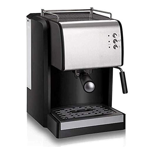 LTH-GD Cafetière Machine à café Machine à café, Machine à café de Pompe Semi-Automatique, 900W, Machine à café de Filtre Italienne est Simple et Facile à Utiliser Machines à café Express