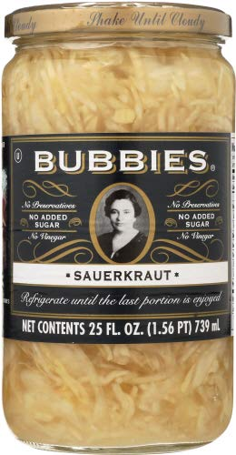 Bubbies Sauerkraut 25 oz