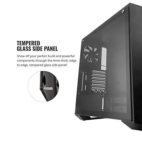 Build My PC, PC Builder, Cooler Master MCY-B5P2-KWGN-01