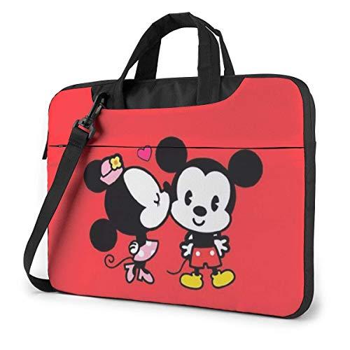 15.6 Inch Laptop Bag and Baby Laptop Briefcase Shoulder Menger Bag Case Sleeve