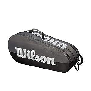 414MJQgiS7L. SS300  - Wilson Team 2 Comp Raquetero, Unisex Adulto