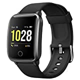 Smartwatch, Orologio Fitness Tracker Donna Uomo Schermo Colori Impermeabile IP68 Activity Tracker...