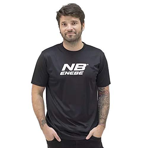 Enebe Camiseta Zircon Negro