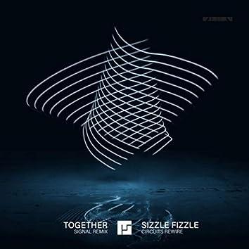 Together (IMANU / Signal Remix) / Sizzle Fizzle (Circuits Rewire)