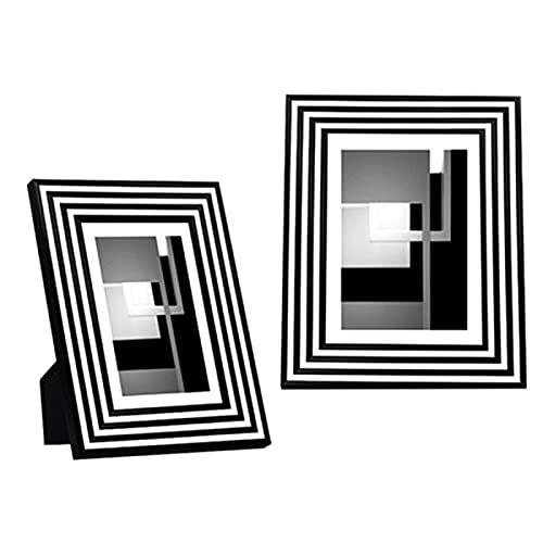 XXXD Moderner, leichter Luxus-Bilderrahmen aus Massivholz, für mehrere Fotos, altmodische Holzfamilie, weiche Dekoration, Größe 1