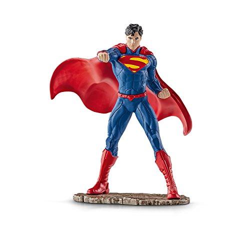 Schleich Marvel - Figura Superman Peleando