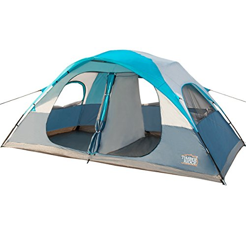 8 person 2 room tent - 3