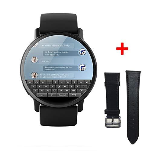 Smart Watch IP67 Waterdicht Horloge 2,03-Inch LCD-Scherm 1 + 16G Geheugen 8 Miljoen Pixels Voor Android Ios Voor Muziekspeler 4G Simkaart GPS Fitnessarmband