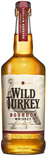 Wild Turkey Bourbon Whiskey (1 x 0.7 l)