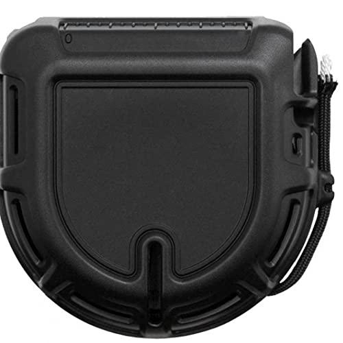 PiniceCore Caja De Alambre Aire Libre Dispensador De Cuerda Paracord Caja De Almacenamiento para Autoprotección De Supervivencia Equipo De Emergencia