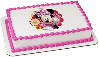 Best minnie mouse round cake Reviews