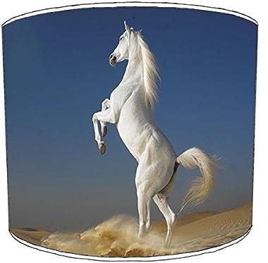 25,4cm Table horses Childrens abat-jour 19