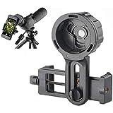 Gosky マートフォンアダプター 望遠鏡 スポッティングスコープス フィールドスコープ 顕微鏡 双眼鏡用アダプター