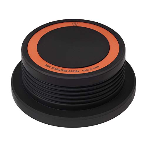 Audio-Technica AT618a Disc Stabilizer, Black