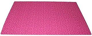 Silikomart 23.061.19.0069 WMAT01 Tapis Décoratif Motif Arabesque Silicone Fuchsia