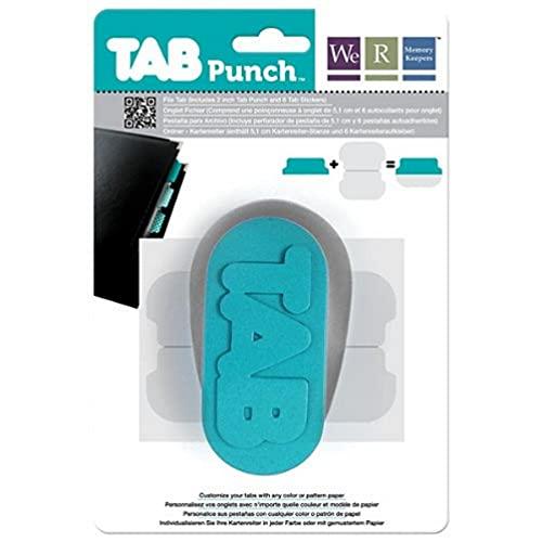 Perforadora Tab Punch - File We R Memory Keepers