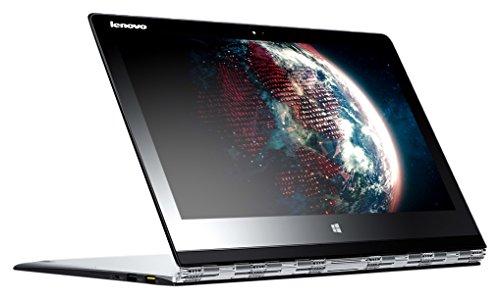 Lenovo IdeaPad Yoga 3 Pro 1.1GHz M-5Y70 Intel Core M 13.3' 3200 x 1800Pixel Touch screen Argento Ibrido (2 in 1)
