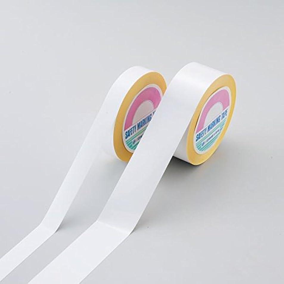 読者解釈的旋回ガードテープ(再はく離タイプ) GTH-252W ■カラー:白 25mm幅