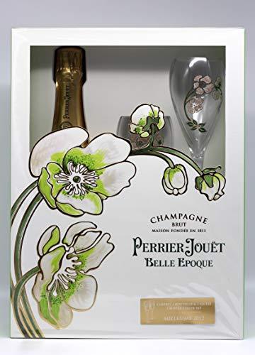 Perrier Jouet - Belle Epoque 0,75cl Millesime 2012 Geschenkset 12,5{2d8d0fd205fedc7d66a57112ad8fee824d99a0ca9dccae3b37e614d57d78879e} vol. ALC.