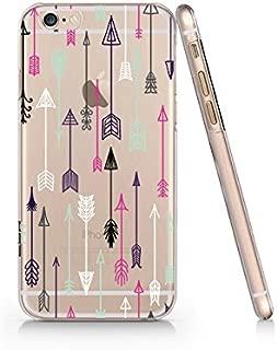Arrows Clear Transparent Plastic Phone Case for iphone 6 6s_ SUPERTRAMPshop (VAS605.6sl)