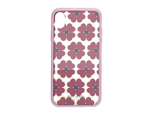 Kate Spade New York Graphic Clover Phone Case for iPhone XR Multi One Size