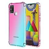 FANFO Hülle Kompatibel mit Samsung Galaxy M31/M21S Case,