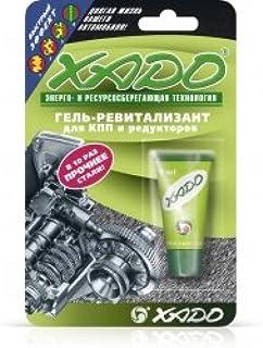 Xado Gel Revitalizant Für Schalt Und Untersetzungsgetriebe Getriebe Additiv Auto