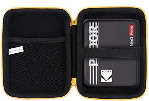 Aenllosi Funda Caso para Kodak Mini Shot Combo 3 Retro Impresora portátil...