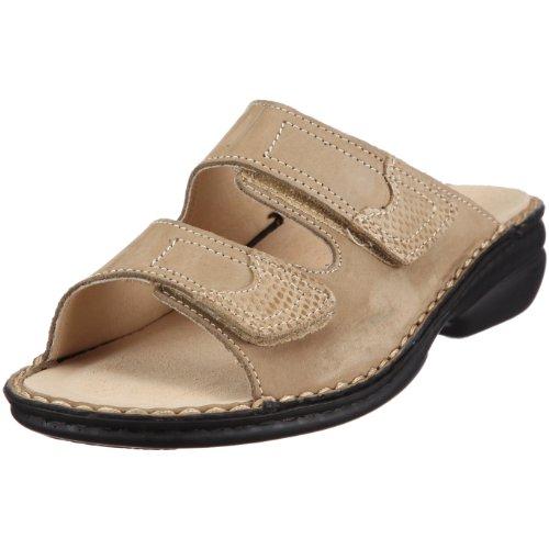 Hans Herrmann Collection Parma 026501-30, Chaussures femme - Beige-TR-CA, 36 EU