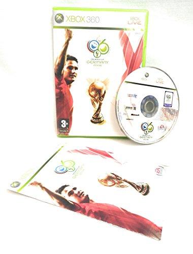 FIFA WORLD CUP GERMANY 2006 XBOX EN PEGI EU