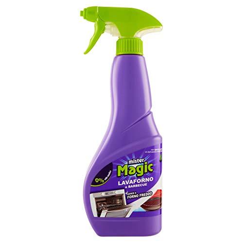 Mister Magic, Detergente...