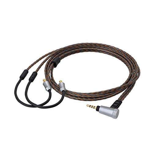 Audio-Technica HDC312A/1.2 2.5mm Detachable Balanced Audiophile Headphone Cable for LS Series Headphones