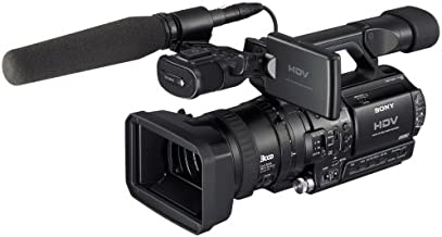 Sony Professional HVR-Z1U 3CCD High Definition Camcorder with 12x Optical Zoom (Discontinued by Manufacturer)