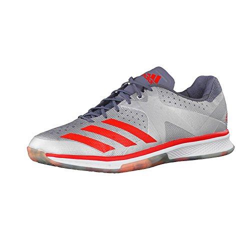 adidas Herren Counterblast Handballschuhe, Mehrfarbig (Plamet/Roalre/Acenat 000), 42 EU