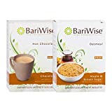 Bariwise Protein Hot Chocolate and Maple & Brown Sugar Protein Oatmeal Bundle